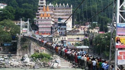 5 Nights 6 Days Haridwar Rishikesh Tour