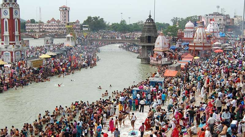 1 Nights 2 Days Haridwar Rishikesh Tour