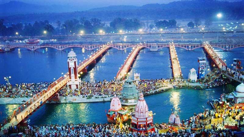 10 Nights 11 Days Haridwar Rishikesh Tour