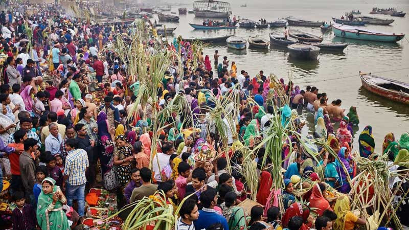 6 Nights 7  Days Varanasi Tour