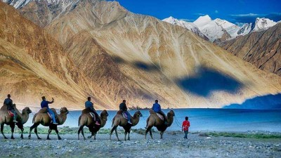 10 Nights 11 Days Ladakh Tour