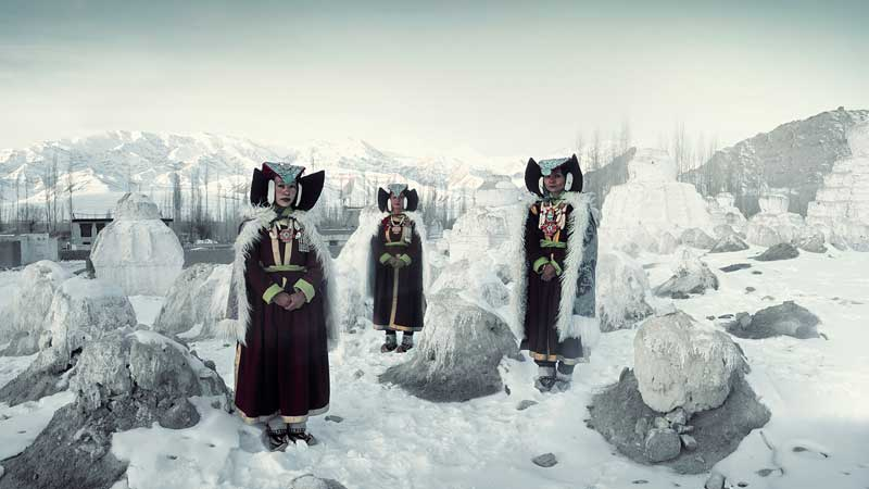 3 Nights 4 Days Ladakh Tour