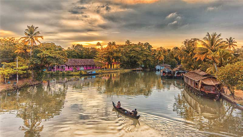 18 Nights 19 Days Kerala Tour Masti