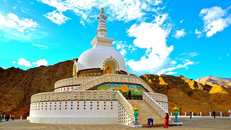 6 Nigths 7 Days Ladakh Tour