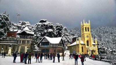 9 Nights 10 Days Shimla Manali Tour