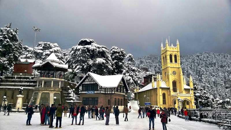 9 Nights 10 Days Shimla Manali Tour