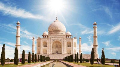 Taj Mahal Full Moon Tour