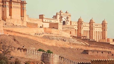 Heritage Walk Tour of Amber Fort in Jaipur
