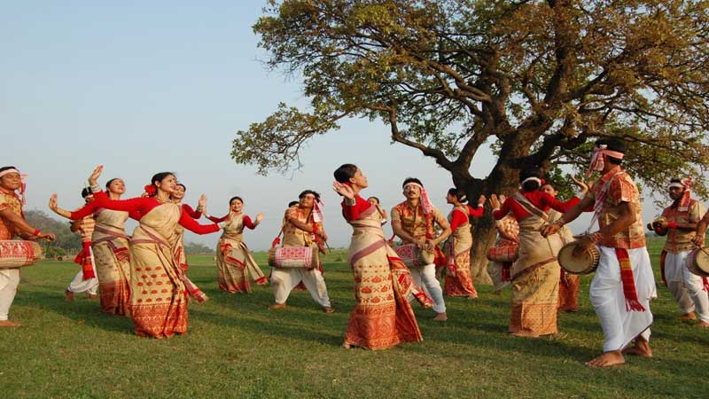 6 Nights 7 Days Full Enjoy Assam Tour