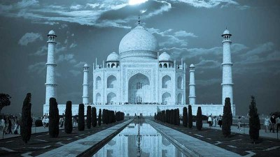 Taj Mahal Tour From Mumbai
