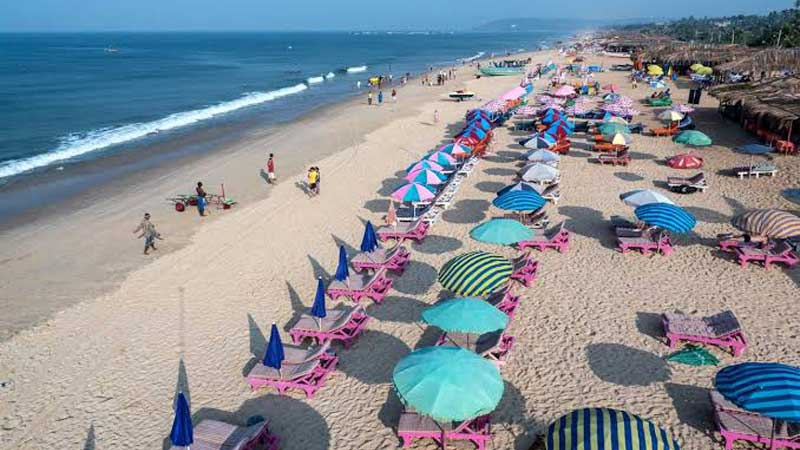 13 Nights 14 Days Goa  Tour