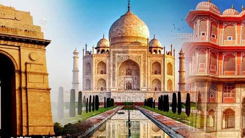 7 Nights 8 Days Golden Triangle Tour