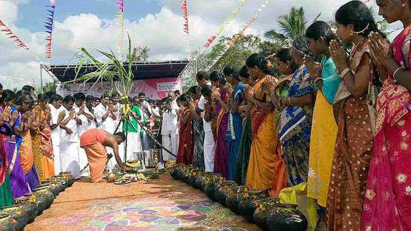 3 Nigths 4 Days Tamil Nadu Tour