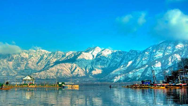 5 Nights 6 Days Kashmir tour