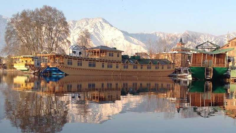 17 Nights 18 Days Kashmir Tour