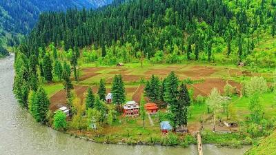 Kashmir Tour  15 Nights 16 Days