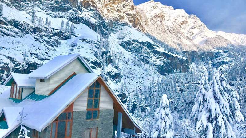 8 Nights 9 Days Shimla Manali Tour
