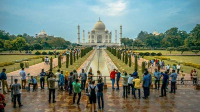 12 Hour Taj Mahal Tour