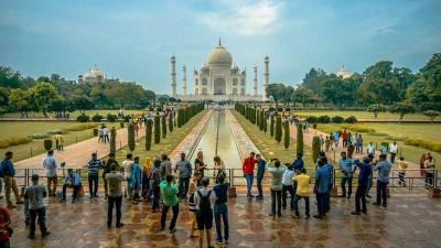 12 Hour Taj Mahal Tour