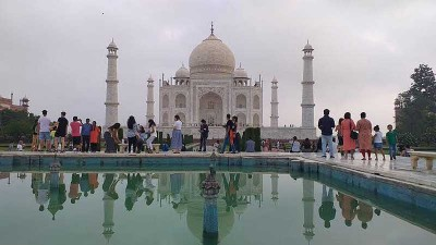 Taj Mahal Same Day Tour from Delhi by Car