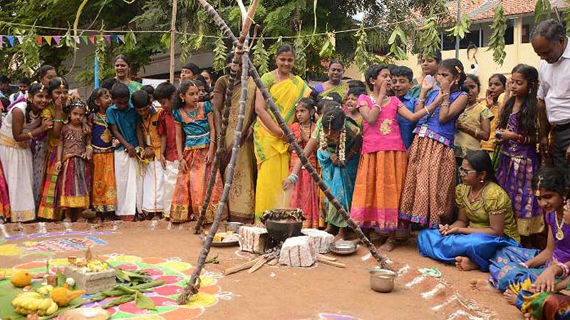 5 Nights 6 Days Classical Tamil Nadu Tour