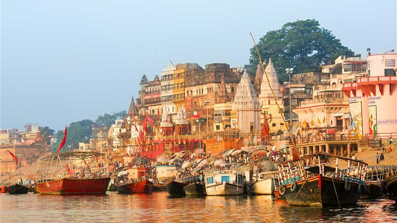9 Nights 10 Days Varanasi Tour