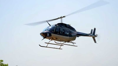 Taj Mahal Tour by Helicopter from Delhi